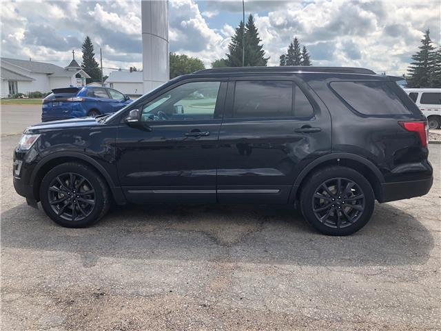 2017 Ford Explorer XLT (Stk: 9229A) in Wilkie - Image 11 of 24