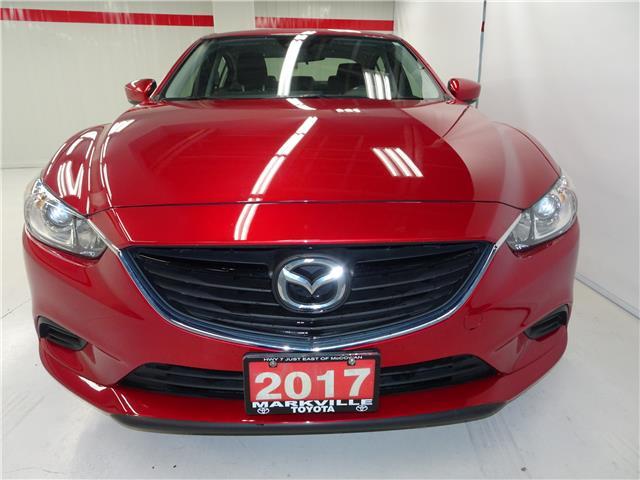 2017 Mazda MAZDA6 GS (Stk: 36338U) in Markham - Image 2 of 9