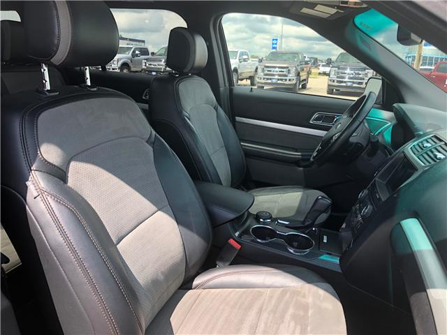 2017 Ford Explorer XLT (Stk: 9229A) in Wilkie - Image 16 of 24