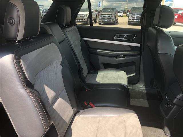 2017 Ford Explorer XLT (Stk: 9229A) in Wilkie - Image 17 of 24