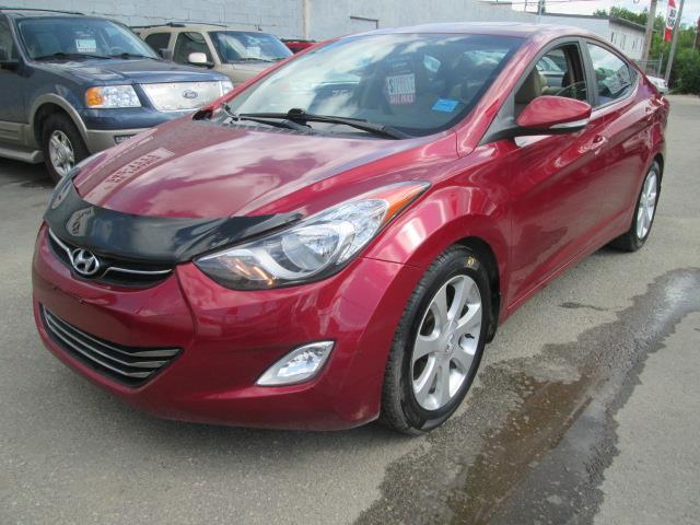 2011 Hyundai Elantra Limited (Stk: bp677) in Saskatoon - Image 2 of 19
