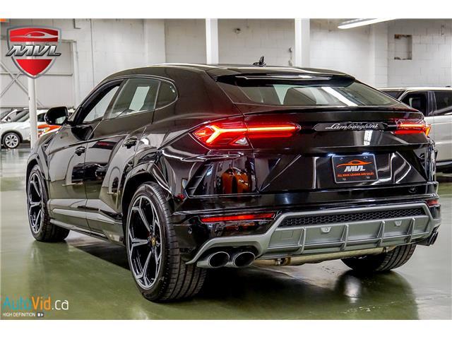 2019 Lamborghini Urus  (Stk: ) in Oakville - Image 4 of 42
