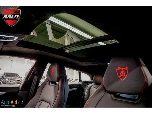 2019 Lamborghini Urus  (Stk: ) in Oakville - Image 21 of 42