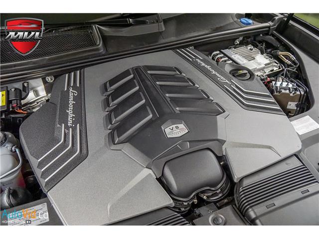 2019 Lamborghini Urus  (Stk: ) in Oakville - Image 40 of 42