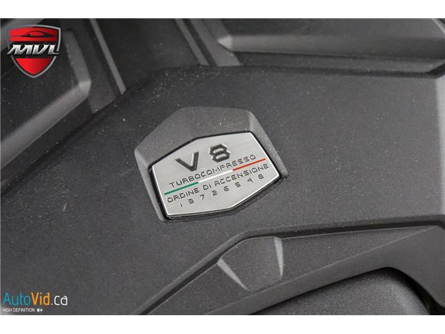 2019 Lamborghini Urus  (Stk: ) in Oakville - Image 41 of 42