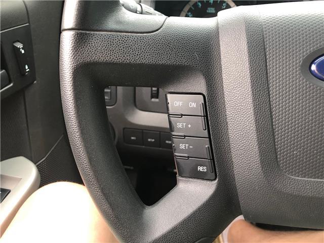 2012 Ford Escape XLT (Stk: 9928.0) in Winnipeg - Image 16 of 18