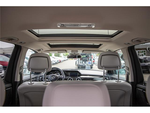 2013 Mercedes-Benz Glk-Class Base (Stk: SL01499A) in Abbotsford - Image 7 of 30