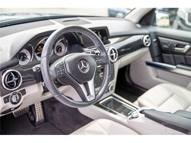 2013 Mercedes-Benz Glk-Class Base (Stk: SL01499A) in Abbotsford - Image 11 of 30
