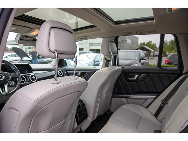 2013 Mercedes-Benz Glk-Class Base (Stk: SL01499A) in Abbotsford - Image 12 of 30