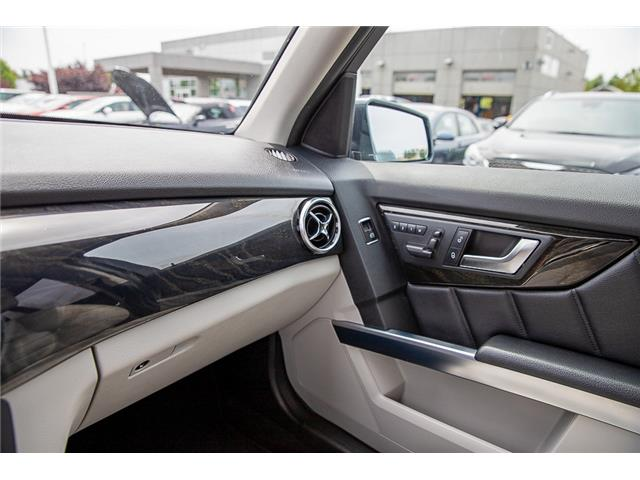 2013 Mercedes-Benz Glk-Class Base (Stk: SL01499A) in Abbotsford - Image 26 of 30
