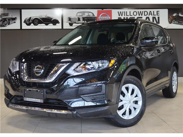 2018 Nissan Rogue S (Stk: GC737418) in Thornhill - Image 1 of 28