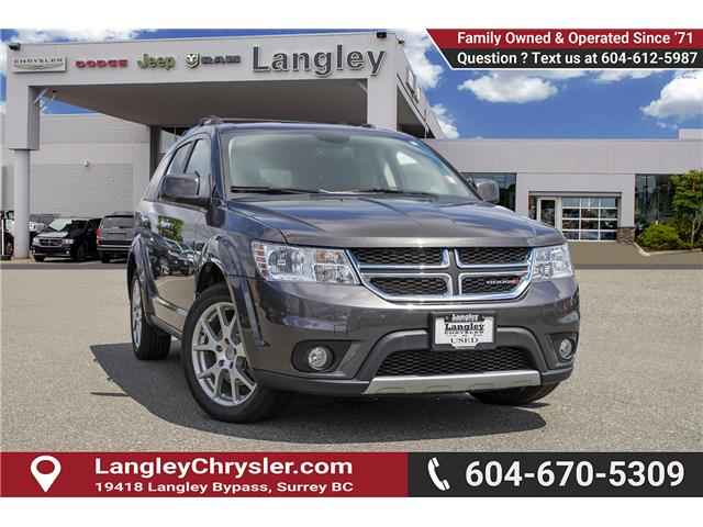 2016 Dodge Journey R/T (Stk: J314054A) in Surrey - Image 1 of 24
