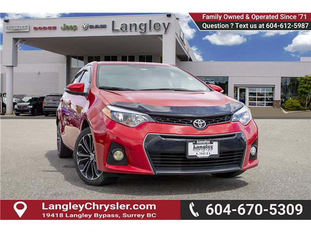 2015 Toyota Corolla CE (Stk: K551106A) in Surrey - Image 1 of 22