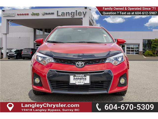 2015 Toyota Corolla CE (Stk: K551106A) in Surrey - Image 2 of 22