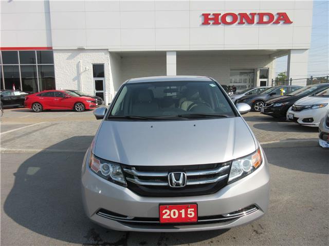 2015 Honda Odyssey EX (Stk: SS3510) in Ottawa - Image 2 of 14