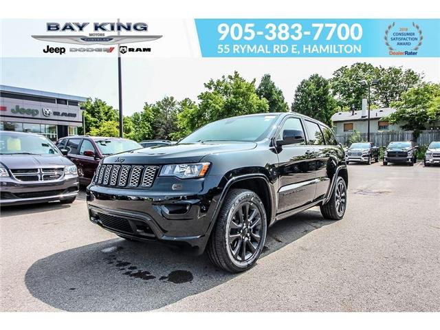2019 Jeep Grand Cherokee Laredo (Stk: 197643) in Hamilton - Image 1 of 30