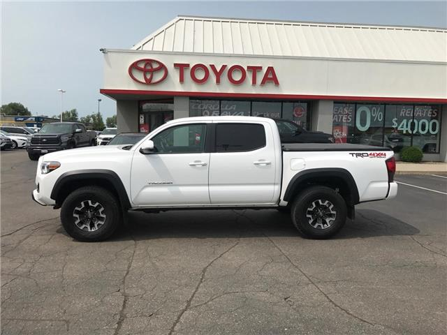 2018 Toyota Tacoma At 39989 For Sale In Cambridge