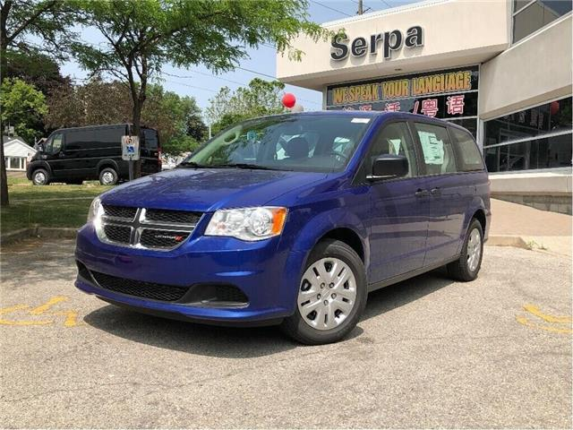 2019 Dodge Grand Caravan 29E Canada Value Package (Stk: 197096) in Toronto - Image 1 of 17