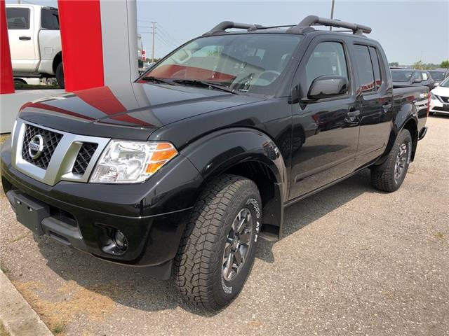 2019 Nissan Frontier PRO-4X (Stk: V0565) in Cambridge - Image 1 of 5