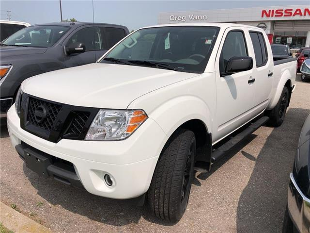 2019 Nissan Frontier Midnight Edition (Stk: V0566) in Cambridge - Image 1 of 5