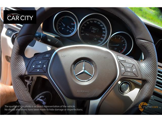 2016 Mercedes-Benz E-Class Base (Stk: 3199) in Ottawa - Image 11 of 20