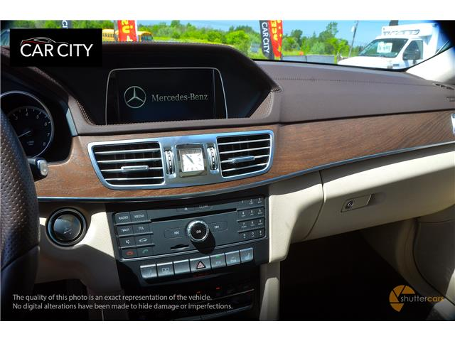 2016 Mercedes-Benz E-Class Base (Stk: 3199) in Ottawa - Image 13 of 20