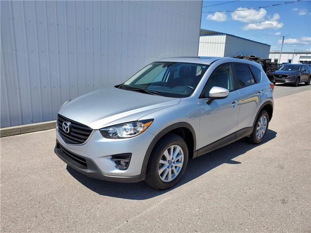 2016 Mazda CX-5 GS (Stk: 6212A) in Alma - Image 1 of 8