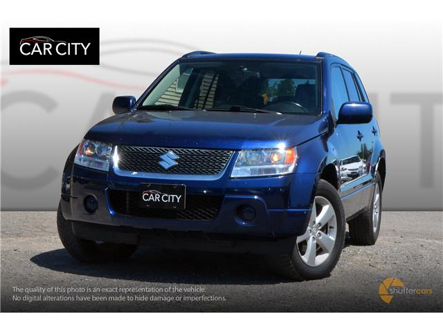 2010 Suzuki Grand Vitara JX (Stk: 2647) in Ottawa - Image 1 of 20