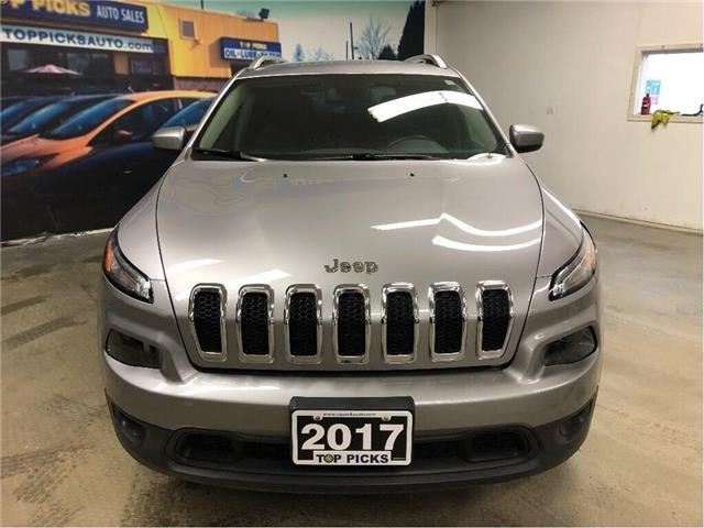2017 Jeep Cherokee North (Stk: 214740) in NORTH BAY - Image 2 of 27