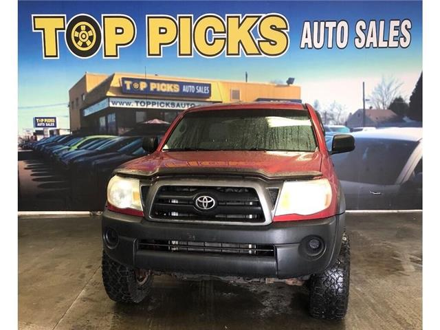 2007 Toyota Tacoma V6 (Stk: 333146) in NORTH BAY - Image 1 of 25