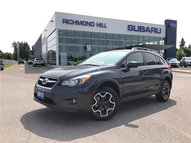 2015 Subaru XV Crosstrek Touring (Stk: LP0283) in RICHMOND HILL - Image 1 of 22