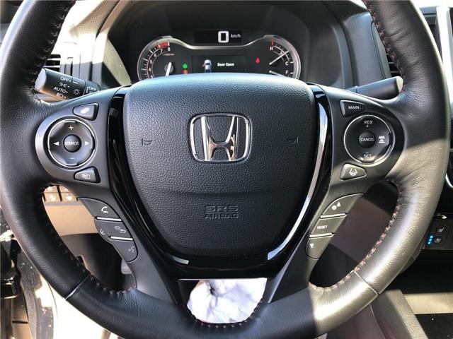 2019 Honda Ridgeline Black Edition (Stk: 500189T) in Brampton - Image 15 of 20