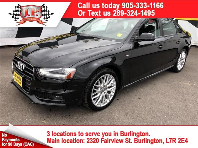 2015 Audi A4  (Stk: 45646) in Burlington - Image 1 of 24