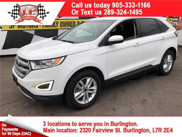 2016 Ford Edge SEL (Stk: 45880) in Burlington - Image 1 of 15