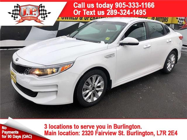 2016 Chevrolet Malibu Limited 1FL (Stk: 45960) in Burlington - Image 1 of 14