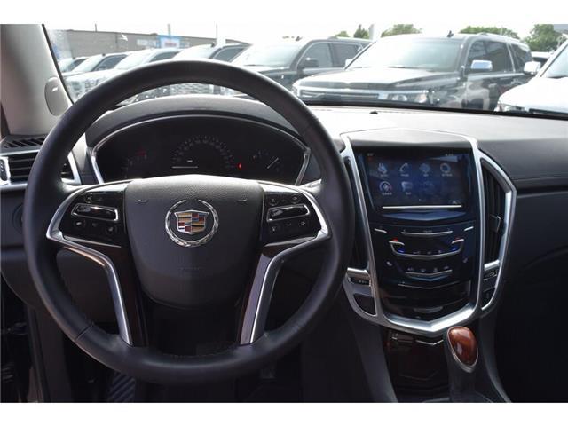 2015 Cadillac SRX Luxury/AWD/SUNRF/HTD SEATS/NAV/REAR CAM/DUAL-ZNE (Stk: PL5232) in Milton - Image 2 of 3