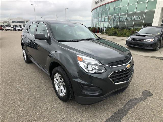 2017 Chevrolet Equinox  (Stk: 294106A) in Calgary - Image 1 of 17