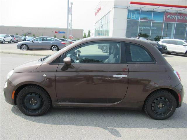 2012 Fiat 500 Sport, ALLOY RIMS AND TIRES!! (Stk: U03495A) in Brampton - Image 2 of 21