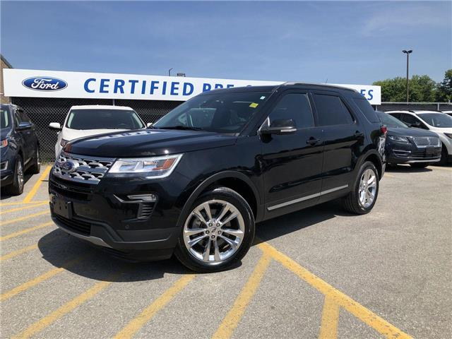 2018 Ford Explorer XLT (Stk: FP19732A) in Barrie - Image 1 of 28