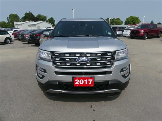 2017 Ford Explorer Limited | AWD | NAV | HTD LEATHER | PANO ROOF | (Stk: DR313) in Brantford - Image 2 of 49