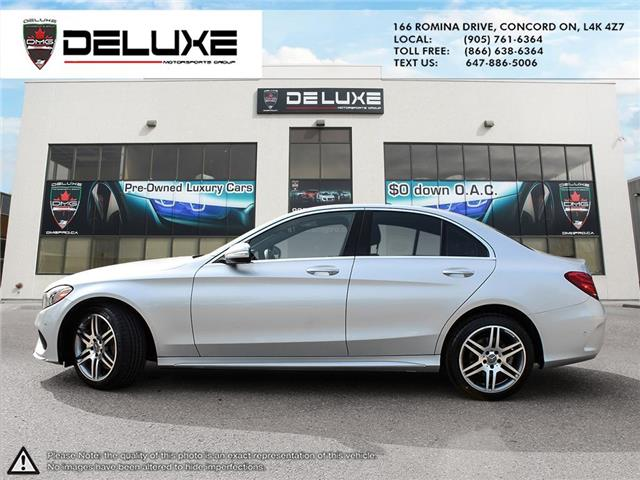 2015 Mercedes-Benz C-Class Base (Stk: D0613) in Concord - Image 3 of 26