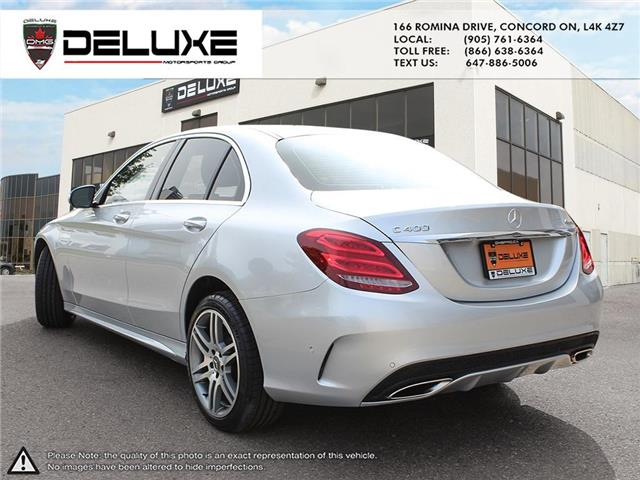 2015 Mercedes-Benz C-Class Base (Stk: D0613) in Concord - Image 4 of 26