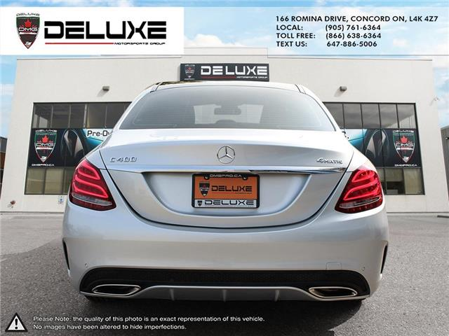 2015 Mercedes-Benz C-Class Base (Stk: D0613) in Concord - Image 5 of 26