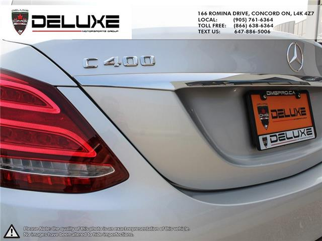 2015 Mercedes-Benz C-Class Base (Stk: D0613) in Concord - Image 8 of 26