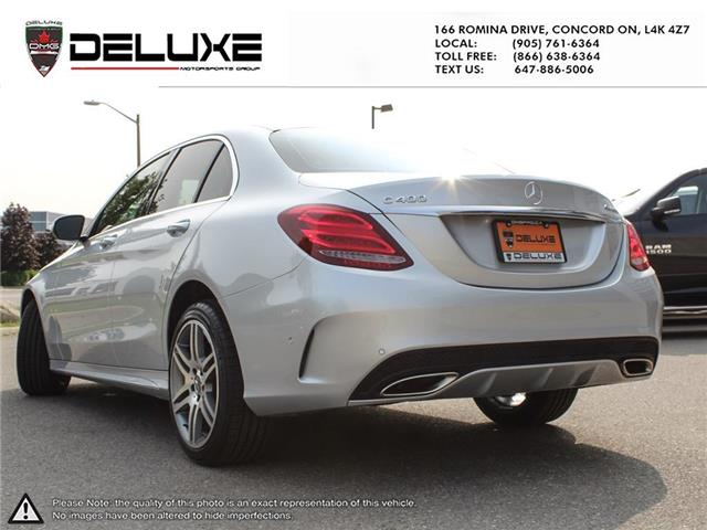 2015 Mercedes-Benz C-Class Base (Stk: D0613) in Concord - Image 9 of 26