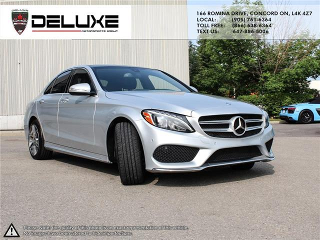 2015 Mercedes-Benz C-Class Base (Stk: D0613) in Concord - Image 10 of 26