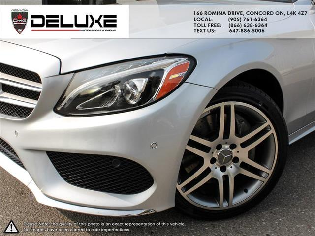 2015 Mercedes-Benz C-Class Base (Stk: D0613) in Concord - Image 11 of 26