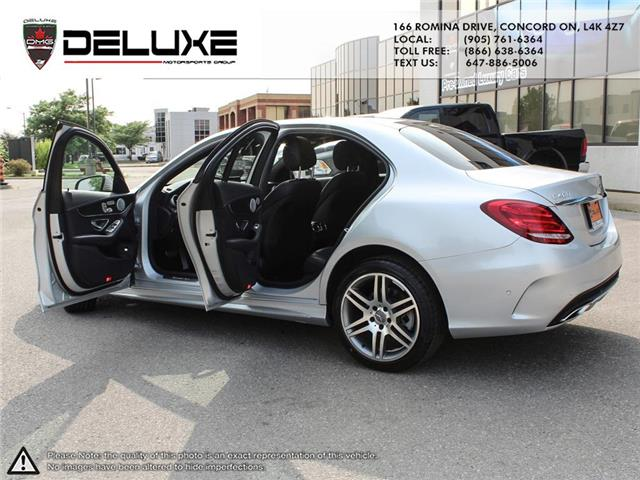 2015 Mercedes-Benz C-Class Base (Stk: D0613) in Concord - Image 12 of 26