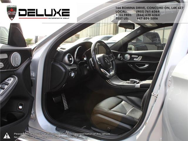 2015 Mercedes-Benz C-Class Base (Stk: D0613) in Concord - Image 13 of 26
