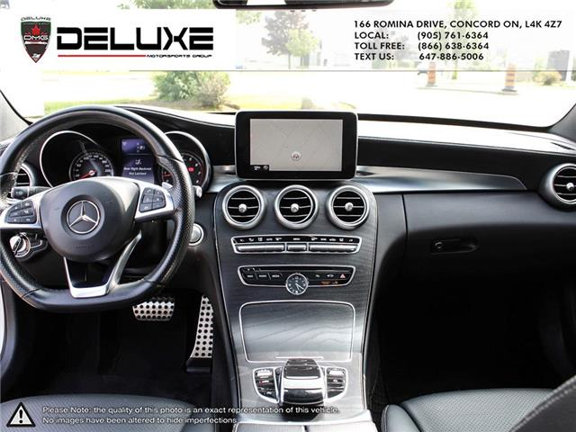 2015 Mercedes-Benz C-Class Base (Stk: D0613) in Concord - Image 15 of 26